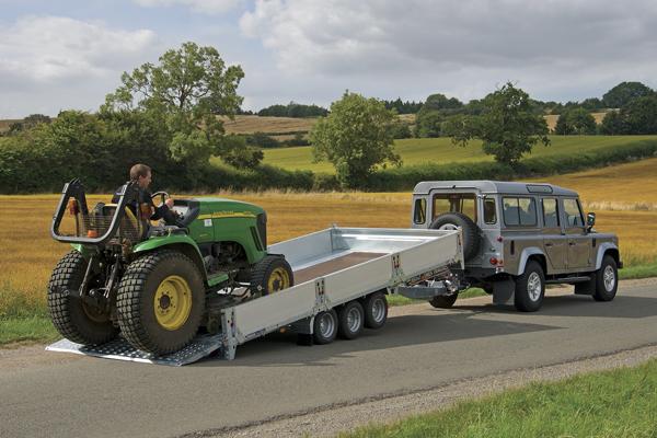 CarGO Tiltbed range from £2,839.