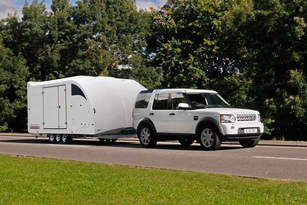 The new Race Transporter 6 from £13,329.