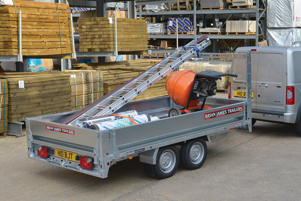 Cargo Compact - Adapts to tough working environments.