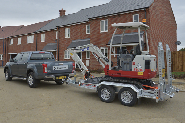 CarGO Diggerplant range from £1,739.