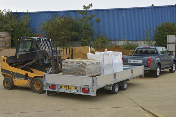 CarGO Flatbed range from £1,999.